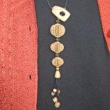 Sofia Lenz' lantern bead pendant