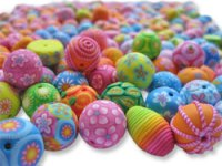 Silva's polymer beads