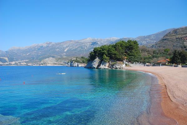Sveti Stefan Private Beach