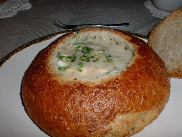 Zurek Soup, traditional Polish food