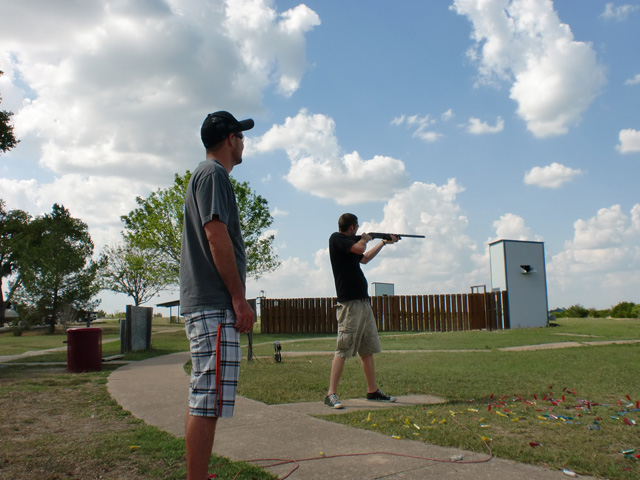 Shooting Range Austin Texas