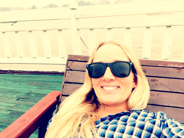 Halong Bay Cruise- Relaxing on Deck