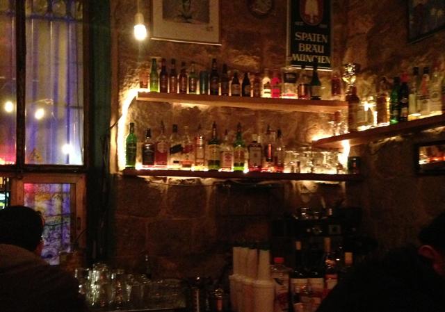 Sira D1 Bar Jerusalem