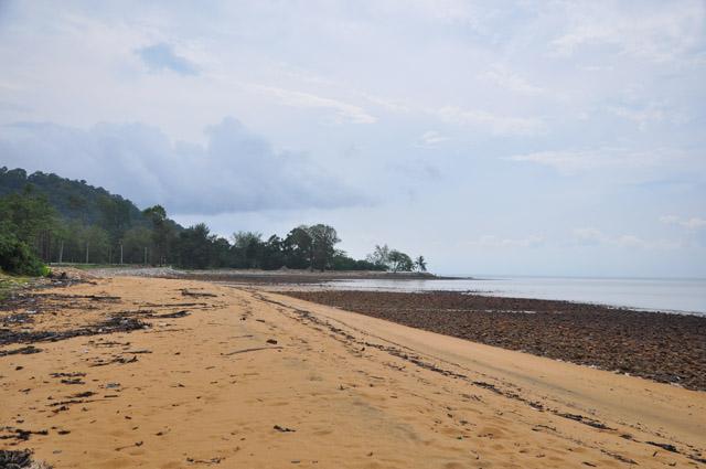 Pantai Pasir Tengkorak Beach Langkawi