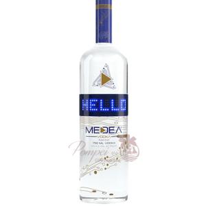 Medea Vodka, LED Light up Vodka, Message Vodka, Vodka with a Scroll, High Tech Vodka, Nerdy Gifts, Unique Vodka, Send Medea Vodka, Order Medea Vodka