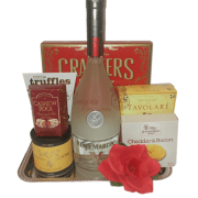 Guest of Honor Cognac Gift Basket