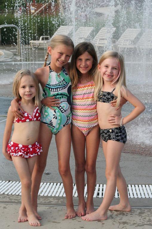3rd grade girls naked