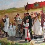 Procession catholique