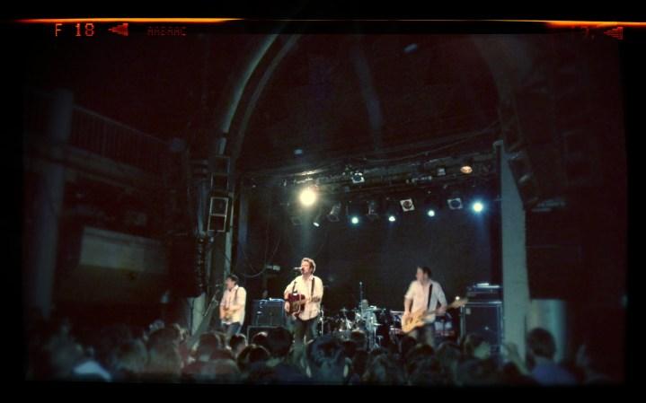 Concierto de Frank Turner & Sleeping Souls. Sala Arena, Madrid. Febrero 2014