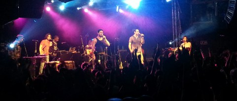The Cat Empire. Concierto sala But Madrid. Julio 2014