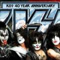 KISS 40 aniversario