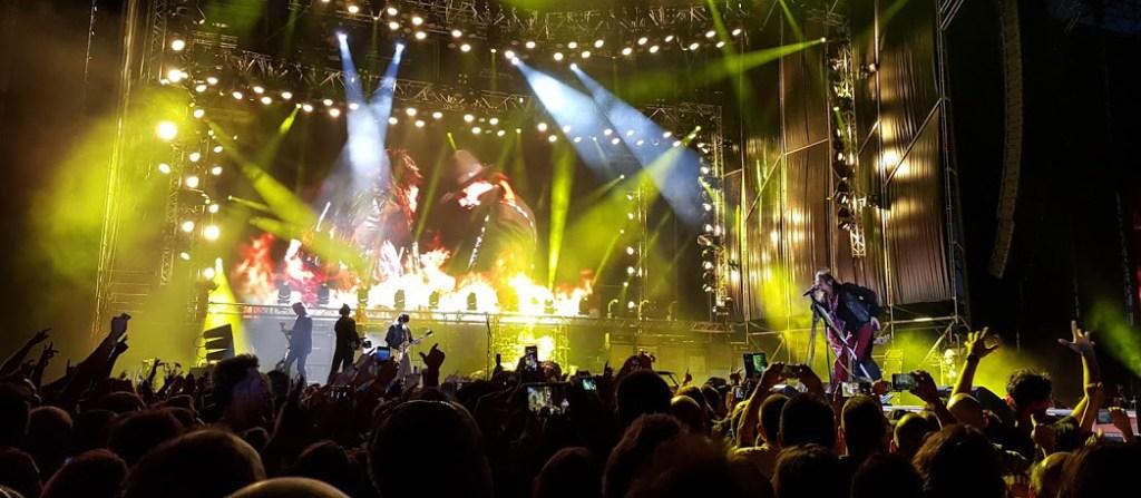 Aerosmith en Concierto 2