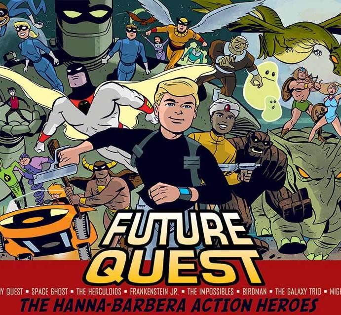 DC Comics Re-Launches Hanna-Barbera
