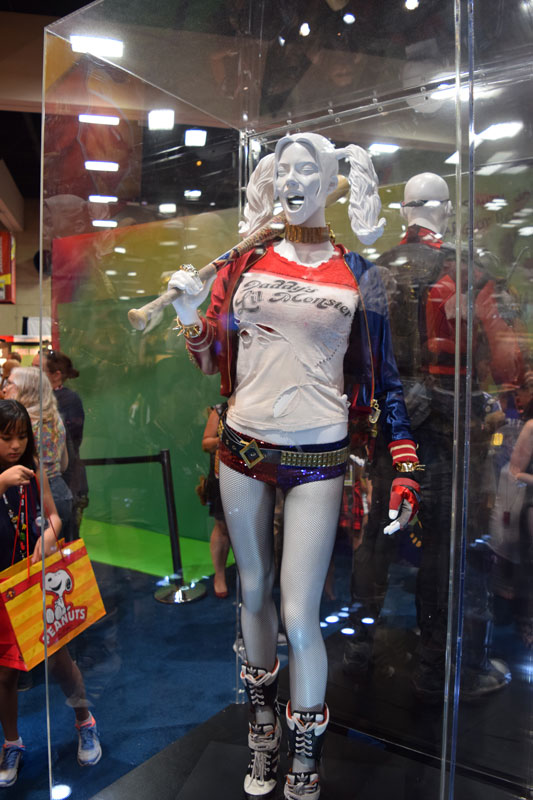 SDCC '16: DC Film & TV Costumes