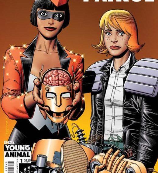 New Comic Book Reviews Week Of 9/14/16