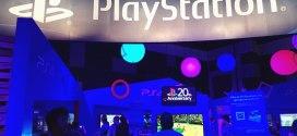 GameStart 2014 Sony Playstation Booth