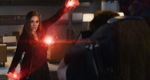 Marvel's Captain America: Civil War..Scarlet Witch/Wanda Maximoff (Elizabeth Olsen)..Photo Credit: Film Frame..© Marvel 2016