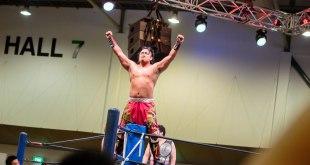C3 CharaExpo 2016 New Japan Pro-Wrestling NJPW 02