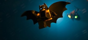 Awesome Close ups of Lego Batman