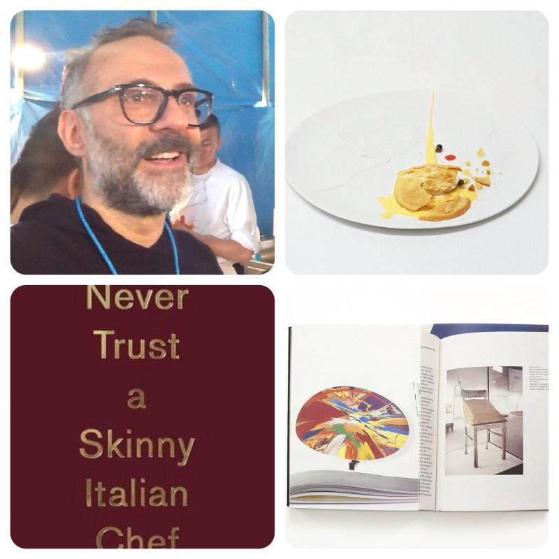 Massimo Bottura - Never Trust a Skinny Italian Chef