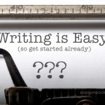 How to Start Writing a Book – It's harder than it looks!
