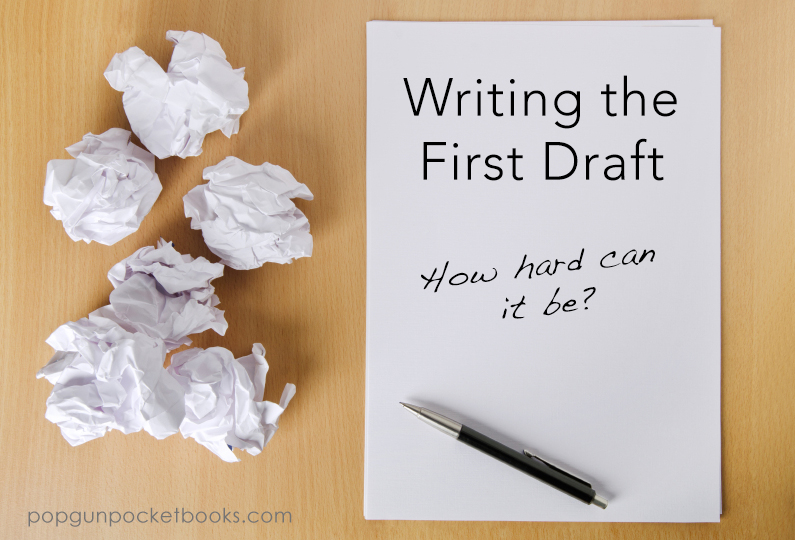 writing a first draft
