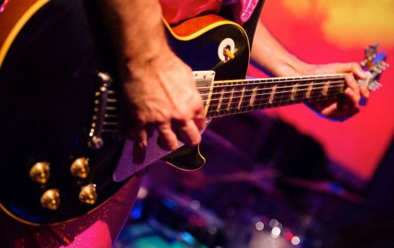 Clay's Guitar