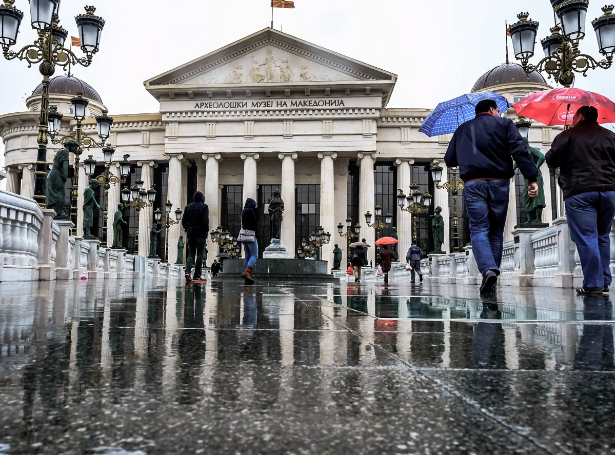 ЗАЛАДУВАЊЕ СО ТЕМПЕРАТУРИ ПОД НУЛАТА: Од утре нагла промена на времето во Македонија
