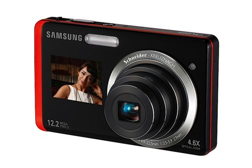 Samsung's TL220 and TL225 with Front-Mounted Cameras