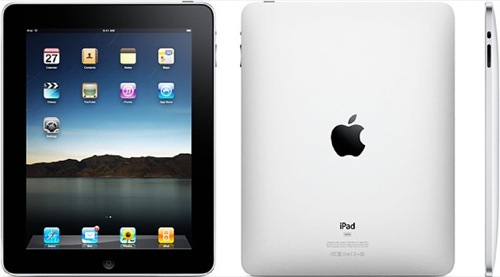 The Apple iPad [Apple Tablet]