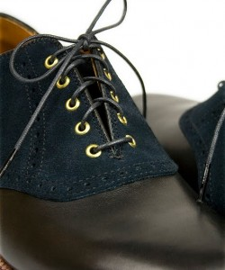 Alden x Blackbird Frank Osgood Saddle Shoes
