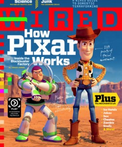 Wired x iPad: The First Issue
