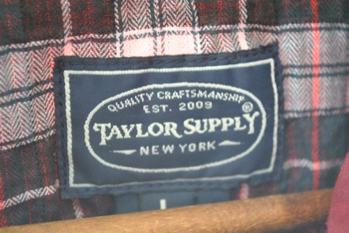 (capsule) New York | Taylor Supply Spring/Summer 2011