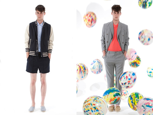 Shipley & Halmos Spring/Summer 2011 Lookbook