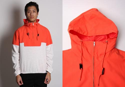 Warriors of Radness Windwarmer Pullover Jacket