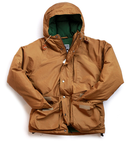 In Stock | Mt. Rainier Design 60/40 Down Parka