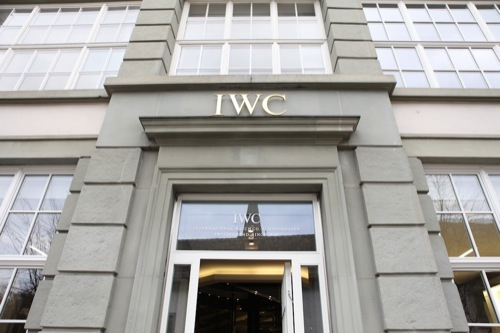Inside Look | The IWC Watch Factory in Switzerland