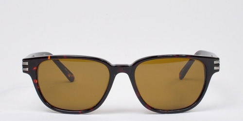 Linda Farrow x Tim Hamilton Tortoise Sunglasses for Spring 2011