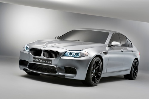Introducing | 2012 BMW Concept M5