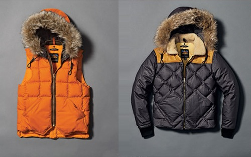 Nigel Cabourn for Eddie Bauer Fall/Winter 2011 Lookbook