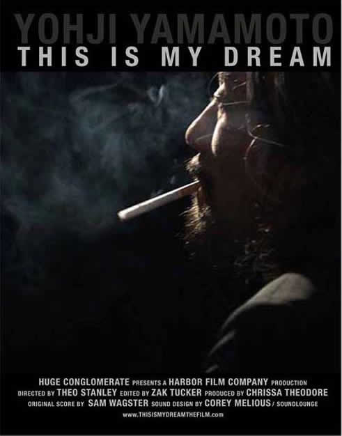 Yohji Yamamoto 'This is My Dream' Trailer