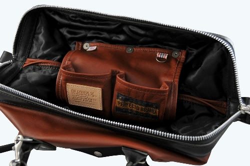 Billykirk Tool Bag for Perfecto Brand by Schott NYC
