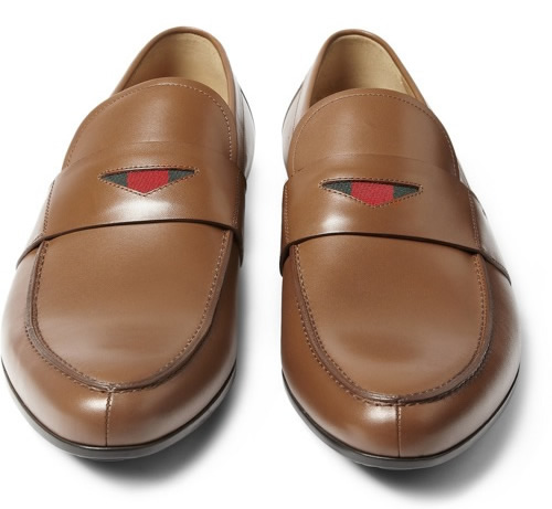 Gucci Loafers Tan Leather for Spring/Summer 2011