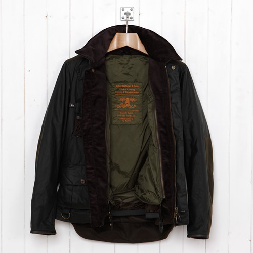 Barbour x To Ki To Spey Fishing Jacket for Fall 2011