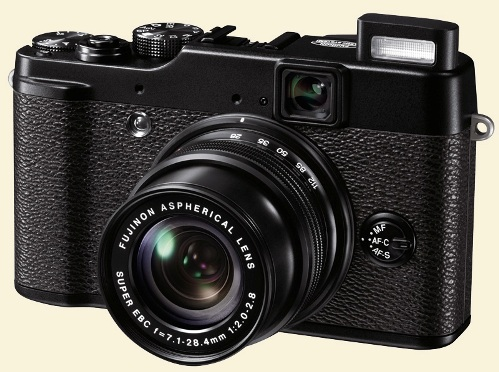 Fujifilm X10 Promo Video