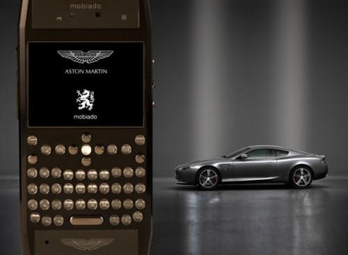 Aston Martin x Mobiado Grand 350 Phone