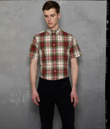 Fred Perry Fall/Winter 2011 Laurel Wreath Collection
