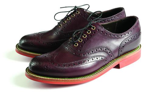 Grenson x Barbour Footwear