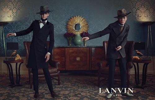 Lanvin Fall/Winter 2011 Ad Campaign