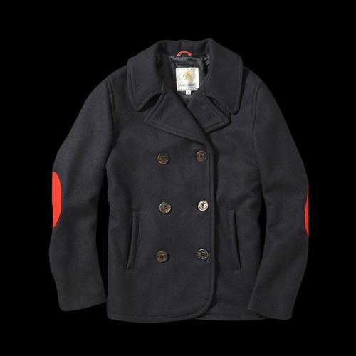 Golden Bear x Unionmade Bodega Pea Coat